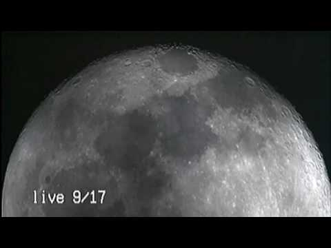 The Moon Live Stream 9-17-16