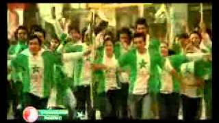 Pakistan Cricket World cup 2011 HD Song yeh mera jazba Ali Zafar