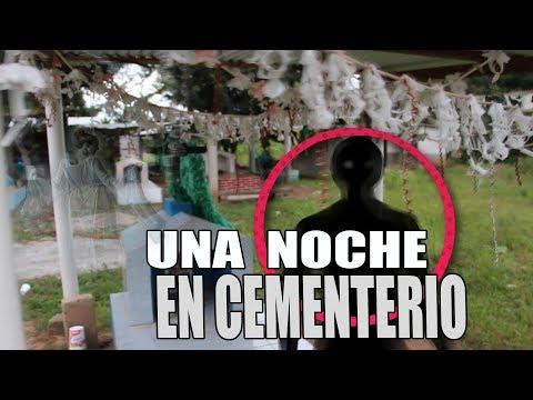► UNA NOCHE EN EL CEMENTERIO | EXPLORANDO TUMBAS