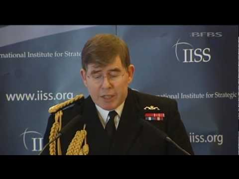Navy chief defends gunboat diplomacy 24.02.12