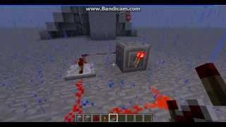 Minecraft   REDSTONE Tekrarlanan Redstone