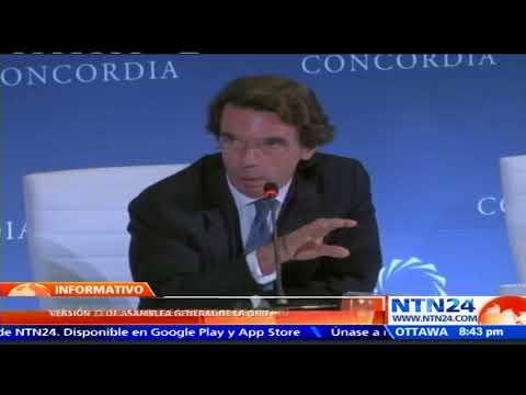 Expsdts en Cumbre de Concordia advierten a oposición Vzlna sobre posible diálogo con Gob de Maduro