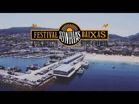 Festivales Rías Baixas. Así fue SonRías Baixas 2016 #RiasBaixasFests