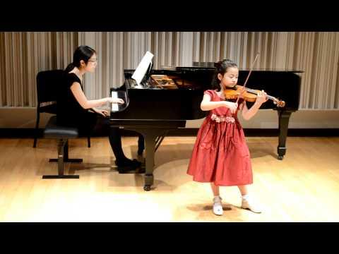 Viotti violin concerto No.23  Sena Cho(9)