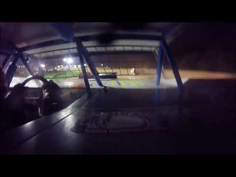Brett McDonald Feature Lernerville Speedway 7/27/18 In-Car