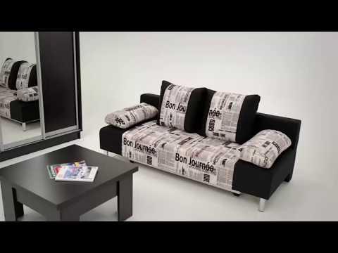 Магазин Много мебели в Москве - обзор дивана Мадрид