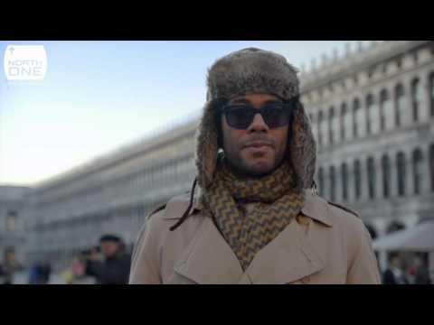 Richard Ayoade & Jo Brand FaceTime in Venice  Travel Man S02E06