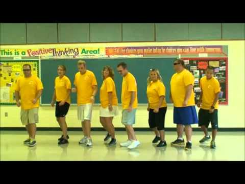 WV Health & Physical Education Teachers - Call Me Maybe