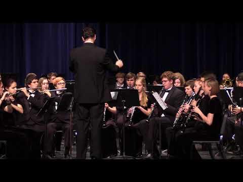 Lindbergh High School  Night of Bands  Concert Band  February 26, 2018