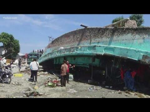 Over 840 people dead in Indonesia quake and tsunami