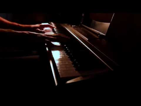 Havasi - The Storm (piano cover on Thomann SP-320)