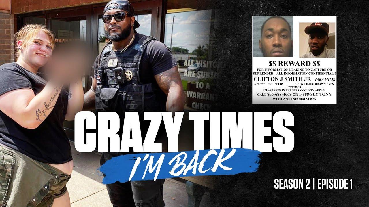 Season 2 Episode 1 | Crazy Times | I'm Back | BountyTank