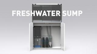 AQUAVIEW Aquarium Range + FRESHWATER SUMP
