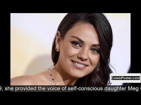 Mila Kunis biography