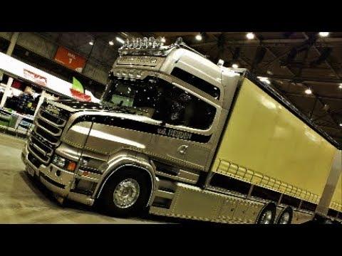 Scania T730 V8 - van der Heijden