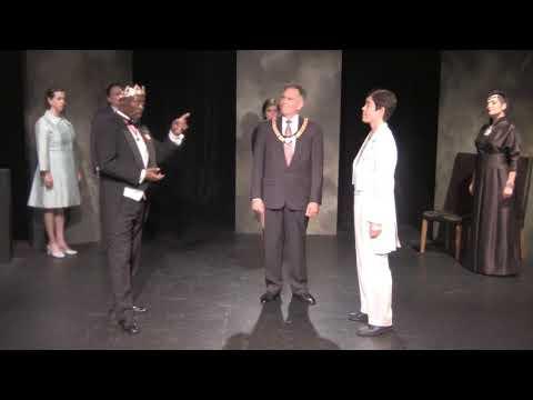 Hamlet At The Phoenix Theatre, San Francisco