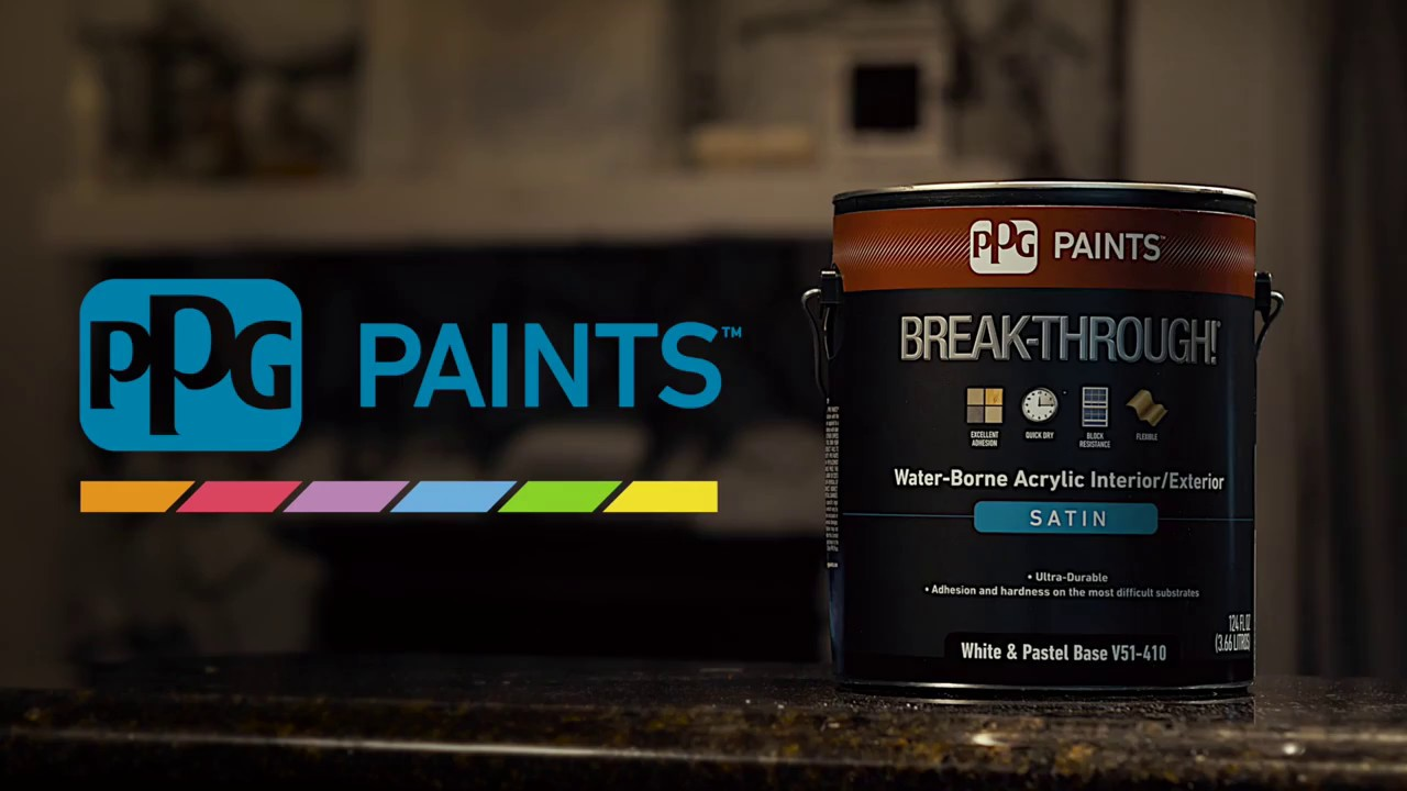 Paint Great for Painting Doors BREAK-THROUGH!™. PPG Paints & Paint Great for Painting Doors BREAK-THROUGH!™ - YouTube pezcame.com