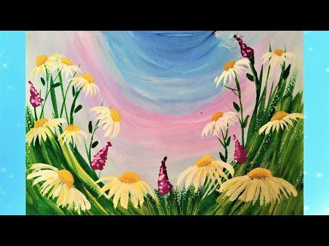 Цветы из природных материалов своими руками быстро и красиво
