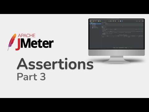JMeter Assertions from Scratch | Part 3