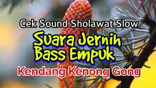 CekSound Koplo Kendang Gitar Gong - Bass Kalem Antep Gleerr