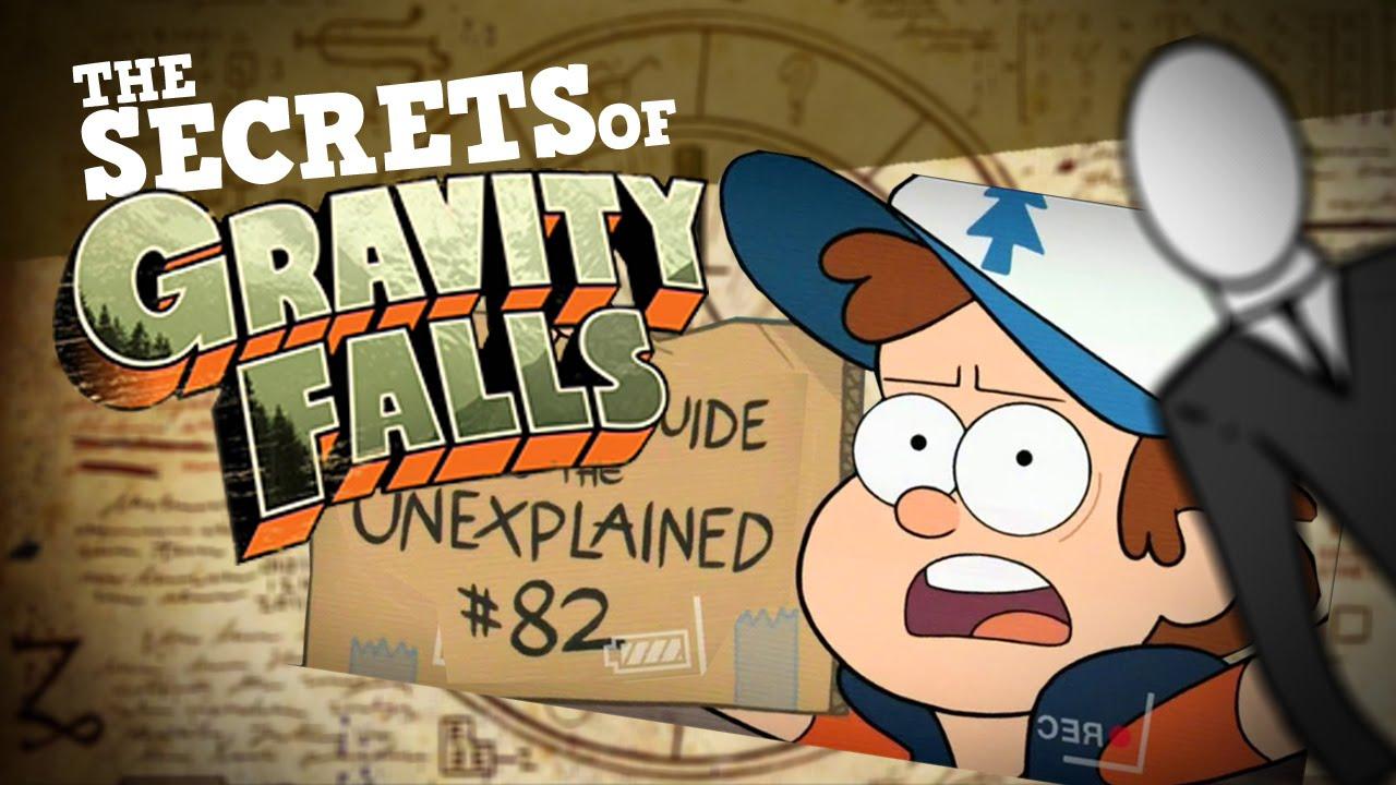 The Secrets Of Gravity Falls Slender Man Secrets From