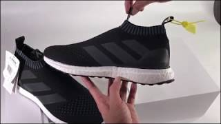 best service 71fc6 b96a8 NEW 2017 UA Adidas ACE 16+ Purecontrol Ultrab Black White BY1688 ...