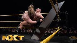 Killian Dain vs. Lars Sullivan - No Disqualification Match: WWE NXT, April 18, 2018