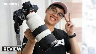 Sony 70-200mm F/2.8 GM Review | Our favourite Sony telephoto lens