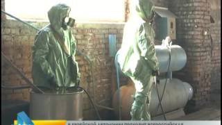 Всероссийская тренировка по гражданской обороне проходит в ЕАО(, 2016-10-11T01:41:27.000Z)