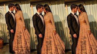 Priyanka Chopra and Nick Jonas pose romantically before heading for Isha Ambani