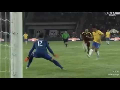 brazil vs venezuela 2-0 short highlights 2016(world cup qualifair 2018)