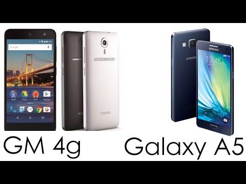 Samsung Galaxy A5 - General Mobile 4G Karşılaştırması