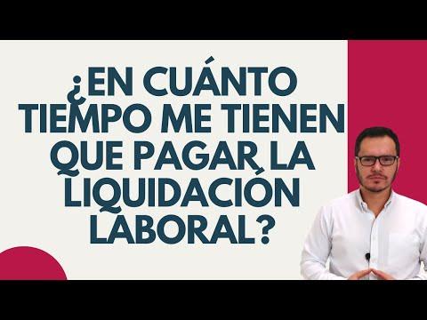 🔴PAGO DE LIQUIDACIÓN  Al FINALIZAR CONTRATO De TRABAJO(2019) | PAGO De LIQUIDACIÓN LABORAL (2019)🔴