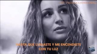 Camila   La Vida Entera  ft  Marco Antonio Solísletra VÍDEO OFICIAL