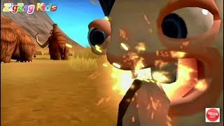 Raving Rabbids | Travel in Time | Episode 2 Wii | ZigZag Kids HD
