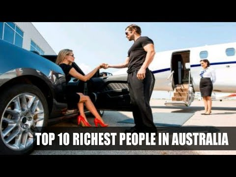 Top 10 Richest People In Australia