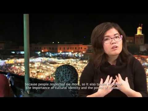Arabic Flagship Program Student Testimonial with Marie Sells