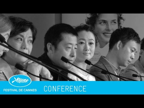 MOUNTAINS MAY DEPART -conférence- (vf) Cannes 2015