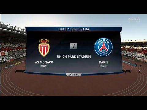 FIFA 18 | Ligue 1 Conforama | AS Monaco v Paris | Union Park Stadium