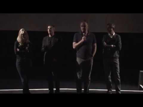 Rencontre autour du film Mon Garçon (Christian Carion, Guillaume Canet, Melanie Laurent...)
