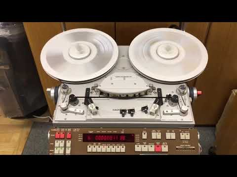 「NAGRA T-AUDIO」  Studio tape recorder