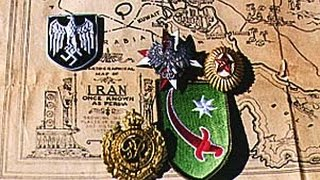 History of the Middle East (1939--1946) - Iran, Iraq, Syria