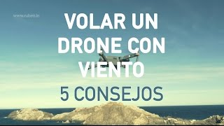 5 Consejos para volar un drone con Viento | DJI Mavic Pro