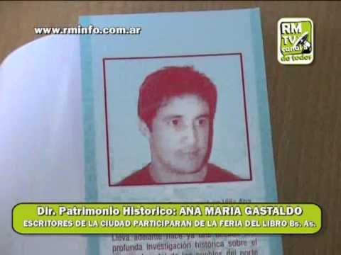 0609 ANA MARIA GASTALDO - Escritores de la Ciudad ...