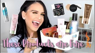 MY CURRENT FAVORITES ⎮THESE PRODUCTS ARE FIRE BEAUTY, SKIN CARE & MORE