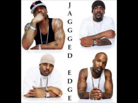 Jagged Edge - Girl It's Over