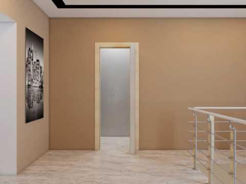 Складная дверь книжка от PROFIL DOORS - dverberry.ru - YouTube