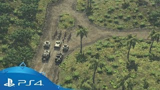 Sudden Strike 4: The Pacific War | Gameplay Trailer | PS4