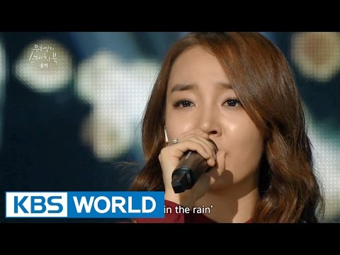 Younha - Umbrella / Thinking About You [Yu Huiyeol's Sketchbook]