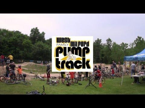 W. Milford Family Pump Track, NJ